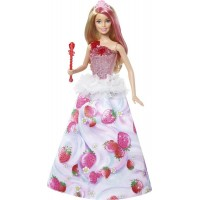 BarbieDreamtopia Sweetville Princess Doll