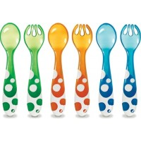 MunchkinValue forks & spoons set 6-pack