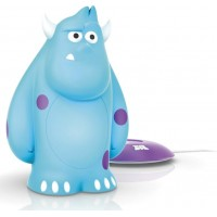 Philips DisneyPhilips Nattlampa Softpal Disney Sulley