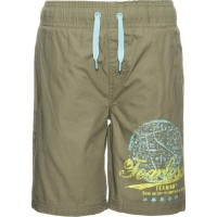 Name ItBadshorts Zak Oil Green110 cm