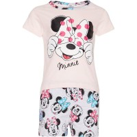 Disney Minnie MousePyjamas Beige/Ljusgrå110 cm