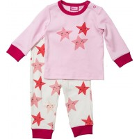 Max CollectionPyjamas Pink/Off white56 cm
