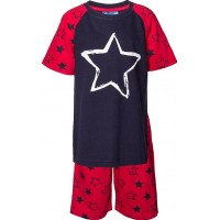 Max CollectionPyjamas Navy/Red92 cm