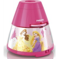 Philips DisneyPhilips Projektor/Nattlampa Disney Princess