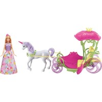 BarbieDreamtopia Sweetville Carriage
