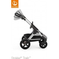 StokkeTrailz Chassis With Terrain Wheels