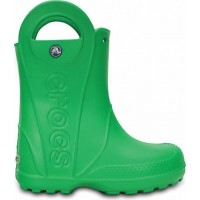CrocsHandle It Rain Boot Kids Grass GreenC10 (EU 27-28)