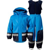 DidriksonsBoardman Kids Set Sharp Blue90 cm (15-2 år)
