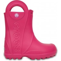 CrocsHandle It Rain Boot Kids Candy PinkC10 (EU 27-28)