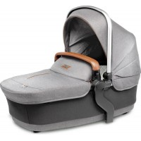 Silver CrossWave Sable Grey Carrycot no.2
