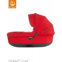 StokkeStroller Carry Cot Red