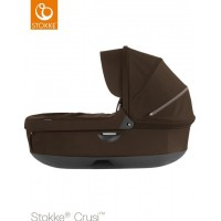 StokkeStroller Carry Cot Brown