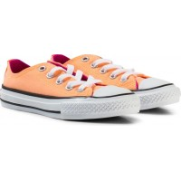 ConverseChuck Taylor All Star Double Tongue Junior Skor Orange27 (UK 10)