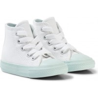 ConverseWhite Chuck II All Star Hi Top with Mint Sole26 (UK 10)