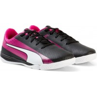 PumaSportskor Inomhus Evo Speed Stars Junior Black31 EU