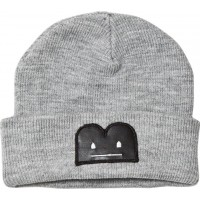The BRANDB-Moji Knit Mössa Grey Mel