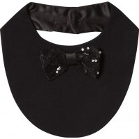 The Tiny UniverseThe Tiny Bib/Bow-Tie Black