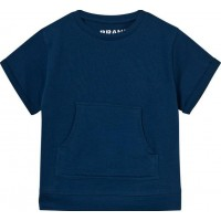 The BRANDRaw T-shirt Blå92/98 cm