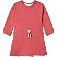 ebbe KidsFiuma Sweat Dress Spotted Rich Pink116 cm