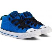 ConverseChuck Taylor All Star Street Mid Skor Blå27 (UK 10)