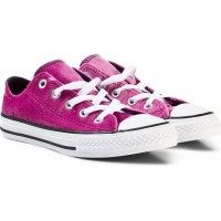 ConverseChuck Taylor All Star Double Tongue Junior Skor Rosa27 (UK 10)