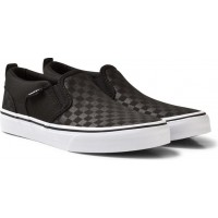 VansChecker Asher Slip Ons32 (UK 1)