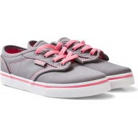 VansGrey and Pink Lemona Atwood Trainers27 (UK 10)