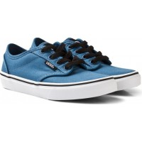 VansBlue Canvas Atwood Trainers27 (UK 10)