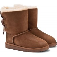 UGGK Bailey Bow Chestnut US 2 (20 cm)