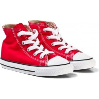 ConverseChuck Taylor All Star High Top Röd23 (UK 7)