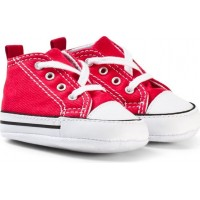 ConverseChuck Taylor All Star First Star Crib Shoes Röd20 (UK 4)