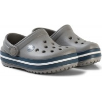 CrocsTofflor Kids Crocband Smoke/Navy19-21 EU
