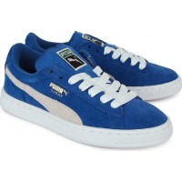 PumaSuede Laced Trainers37 (UK 4)