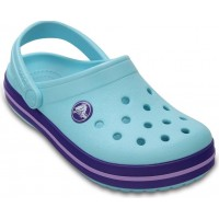 CrocsTofflor Kids Crocband Ice Blue19-20 EU