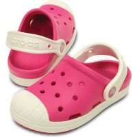 CrocsTofflor Bump It Clog Candy Pink/Oyster33-34 EU