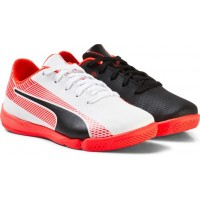 PumaSportskor Inomhus Evo Speed Stars Junior White28 EU