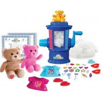 Build A BearBuild-A-Bear Nallefabrik Stoppningsstation