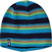 Isbjörn Of SwedenStripes Knitted Cap Seagrass