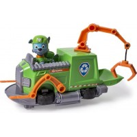 Paw PatrolBasic Vehicle With Pup Rocky's Tugboat