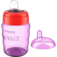 Philips AventPhilips Avent Spillfri mugg Spout Cup 260 ml Purple