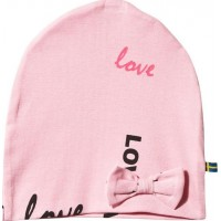 The BRANDBow Hat Pink Love