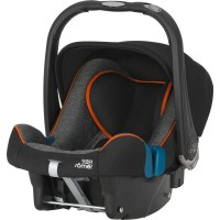 BritaxBaby-Safe Plus SHR II Black Marble 2018