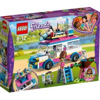 LEGO Friends41333 LEGO® Friends Olivia's Mission Vehicle