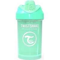 TwistshakeFlaska med pip 300ml Pastel Green 8+m