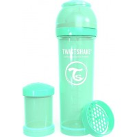 TwistshakeNappflaska Anti-Kolik 330ml Pastel Green 4+m