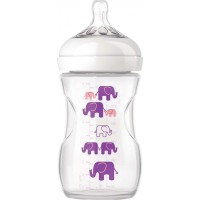 Philips AventPhilips Avent Nappflaska Elephant 260 ml Purple