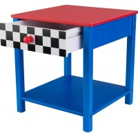KidKraftKidKraft Racecar Side Table