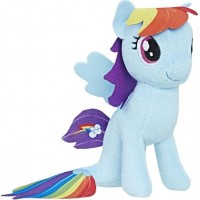 My Little PonyBasic Plush 13cm Mermaid Rainbow Dash