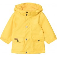 KulingOutdoor Shell jacket Stockholm Yellow122/128 cm