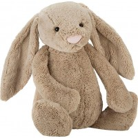 JellycatBashful Beige Bunny Small